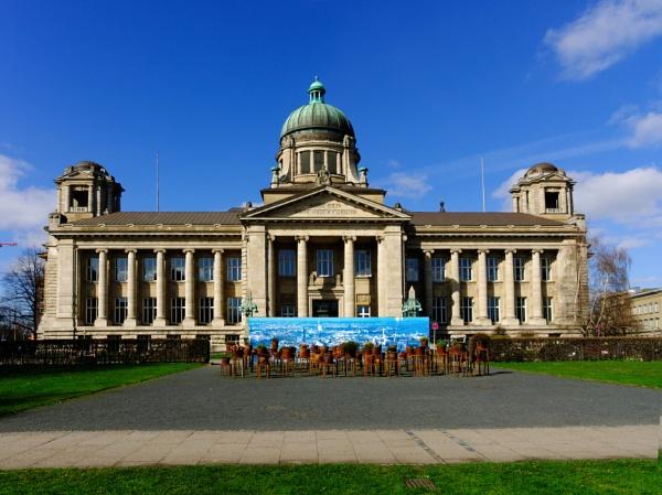 Supreme Court, Hamburg by wilwahabri