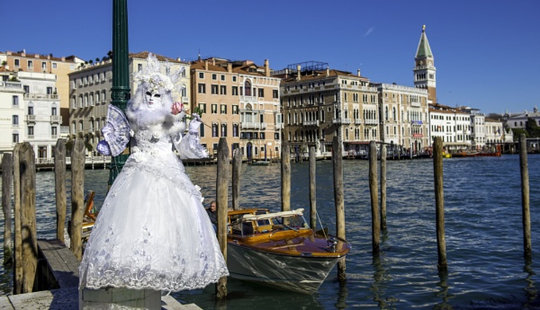 Venice Carnival 2020 - Part 7 by nellacphoto