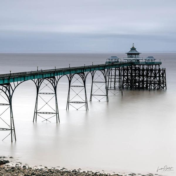 Clevedon Pier by LLCJ