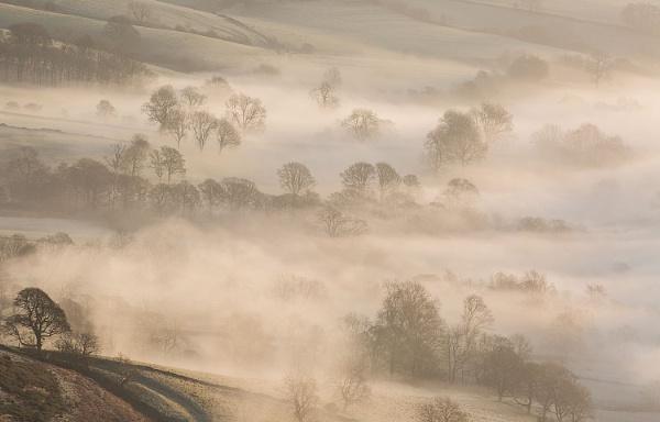 Drifting Mist by martin.w