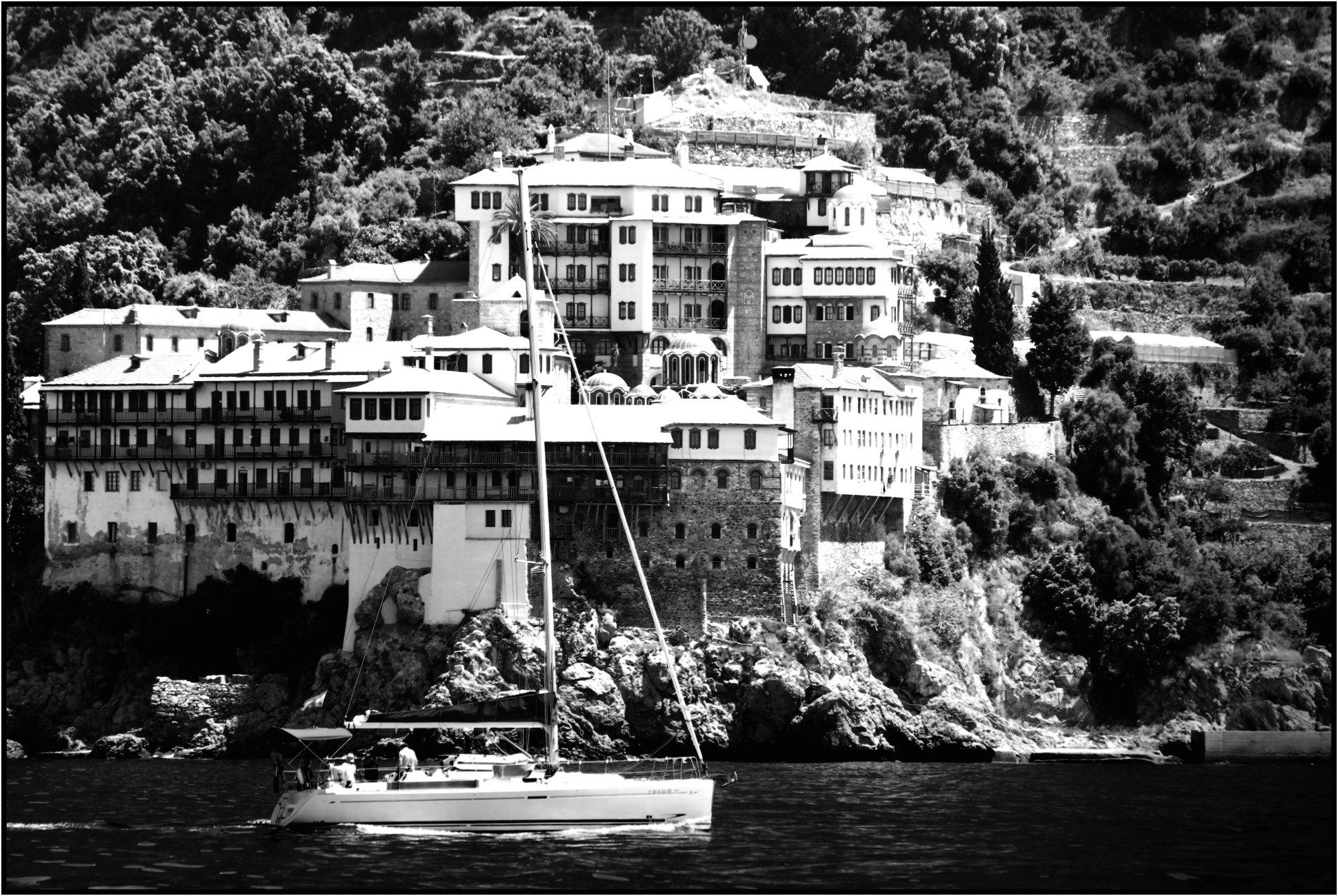 Greece In Mono. 4