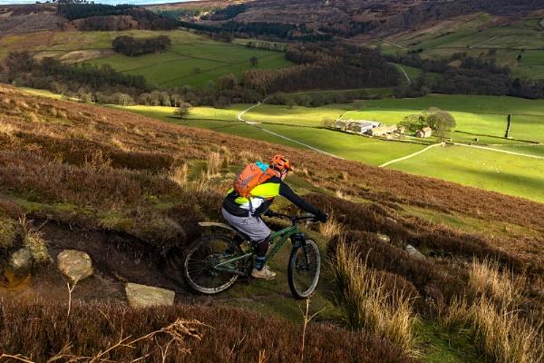 Bransdale Mountain Biking by terra