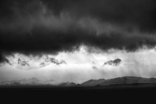 Desert Rain by Richard707