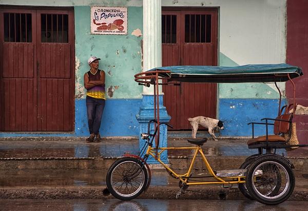 On a Rainy Day in Trinidad de Cuba. by Buffalo_Tom