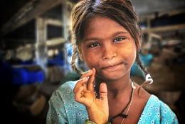 Goa Market Girl