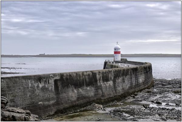 Castletown Pier by TrevBatWCC