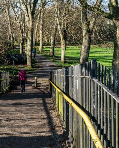Winter park walk by Johnpics