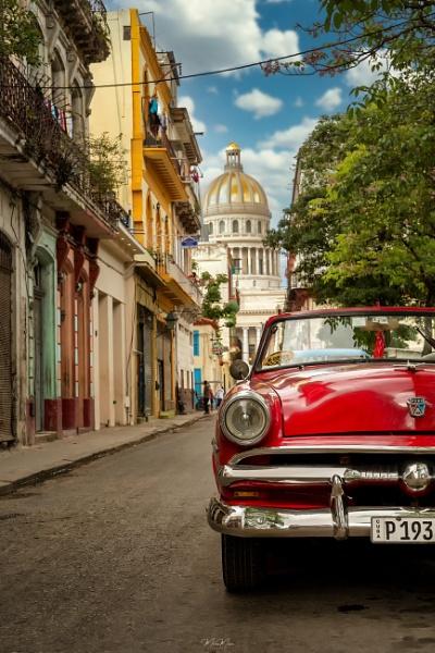 La Habana Postcard by DiazSprite