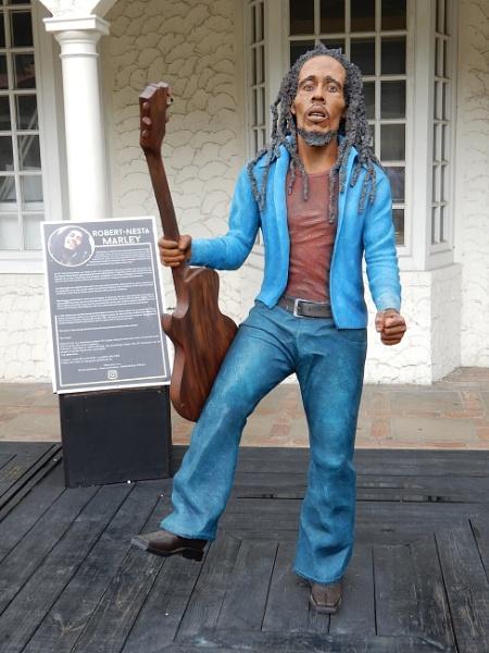 Bob Marley by voyger1010