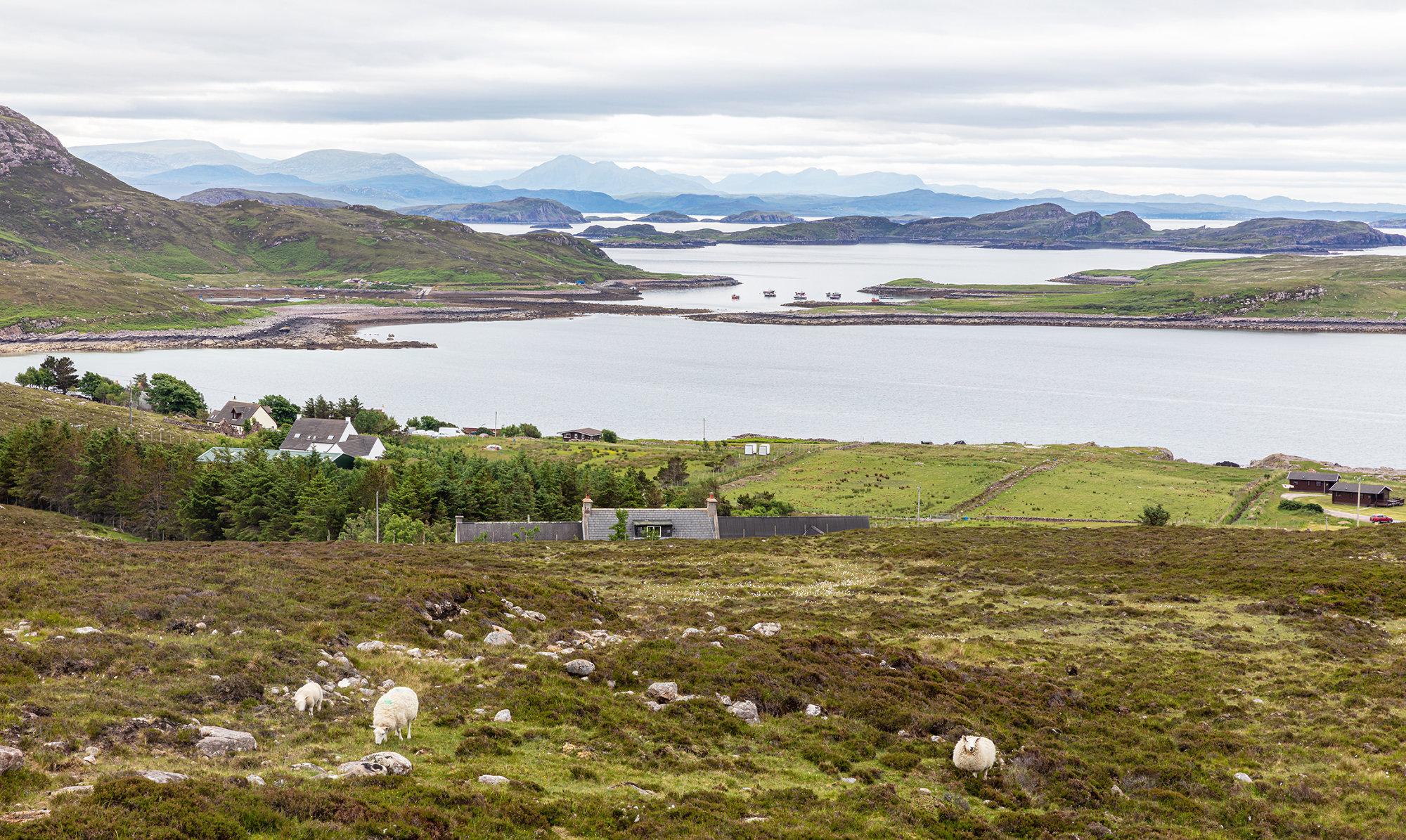 Northwest Scotland