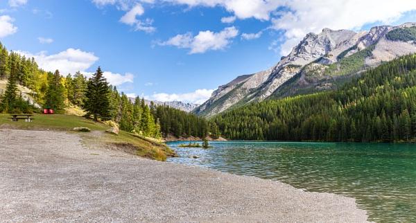Two Jack Lake, Banff, Canada by pdunstan_Greymoon