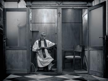 Waiting for a sinner
