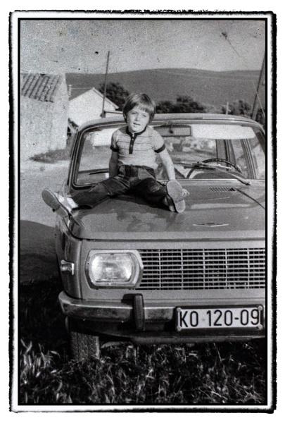 My punk years  1977 by nklakor
