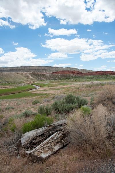 Montana landscape by BiffoClick