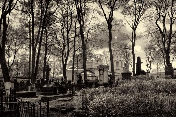 cemetery #23 (v.1) by leo_nid