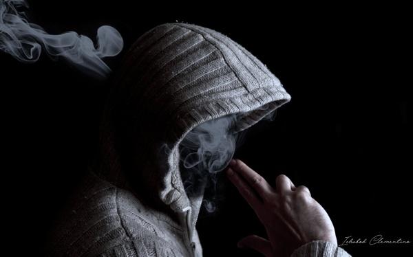 Smoke Face - ItÂ's okay to talk by tincanstorm