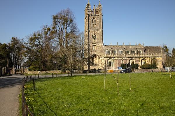 Self Isolation - St Marys Church Thornbury Sth Glos by VincentChristopher