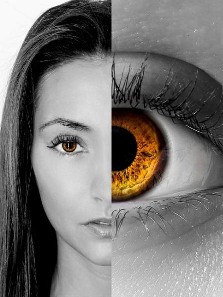 Fire in the eyes by Bogwoppett