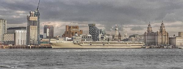 HMS QUEEN ELIZABETH by cymru2019