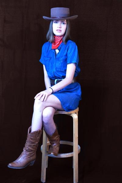 Miss Antonia posing by debs_ohara