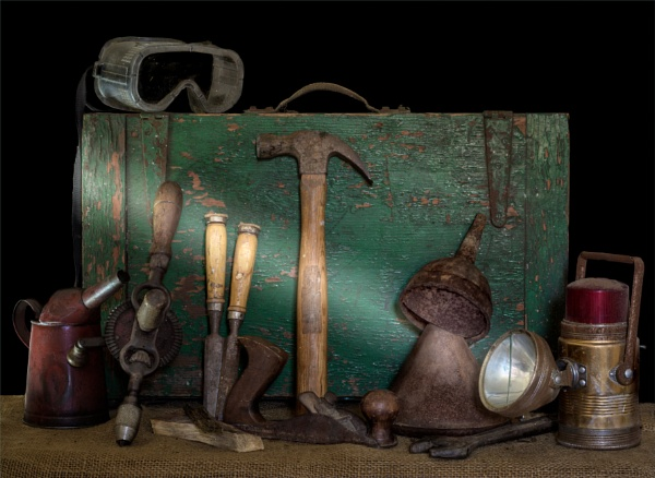 Tool Box by chase