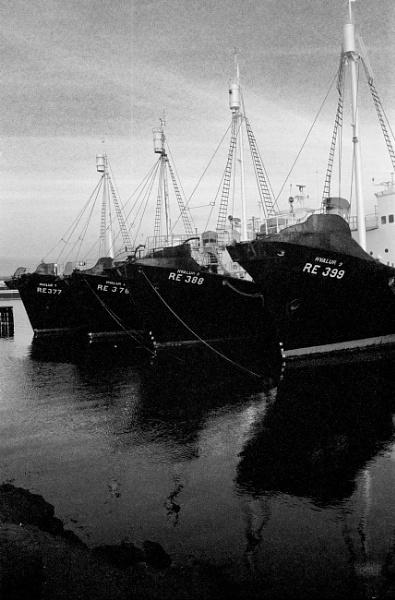 Icelandic Trawlers