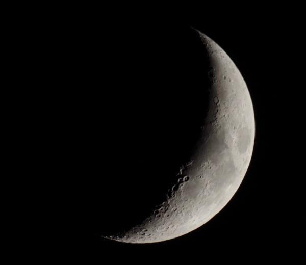 Crescent Moon by Kako