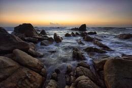 Vietnam Early Morning Light