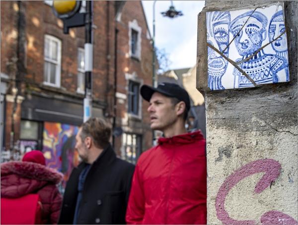 London snapshots: Brick Lane by mrswoolybill