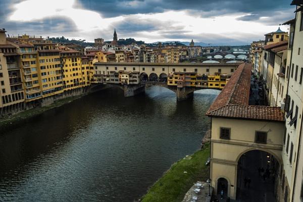 Ponte Vecchio by videocass