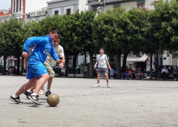 street football by jimlad