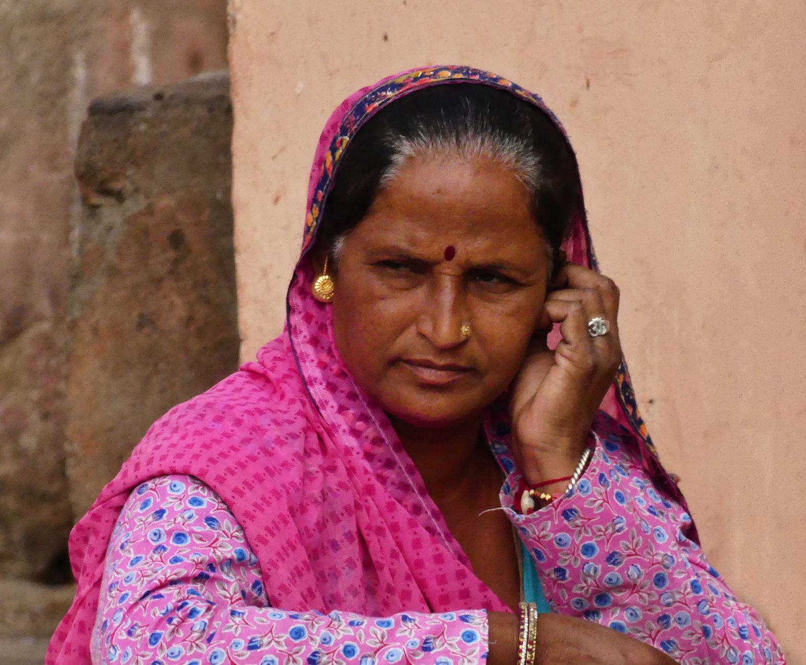 Indian Street Beggar