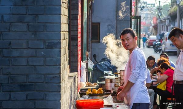 Beijing Breakfast. by paskinmj