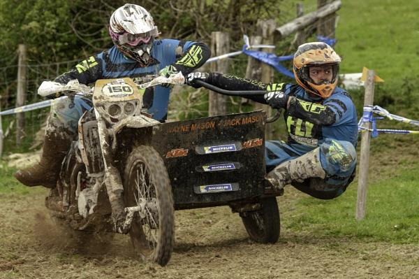 Sidecar Enduro Racing by jacks59