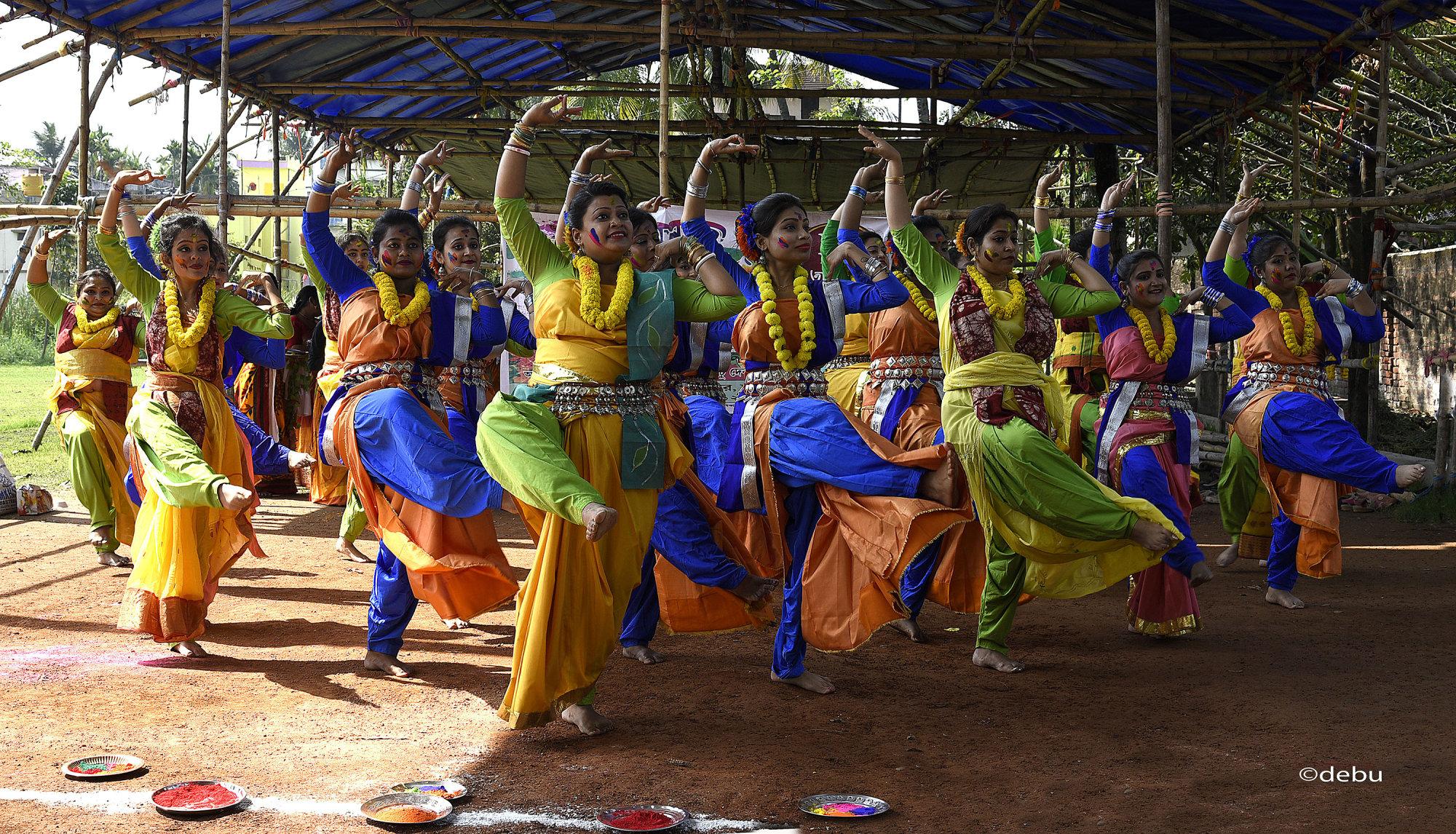 Basant Utsav (Holi / Spring Festival) 2020..3