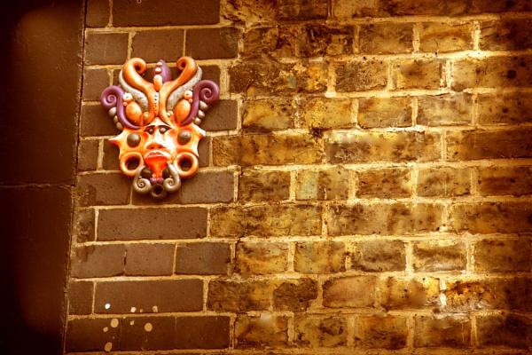 Brick Lane, virtual walk... by Chinga