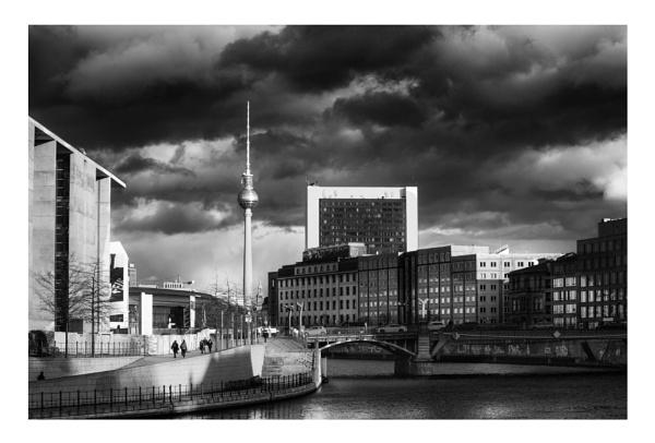 Berlin City by Legend147