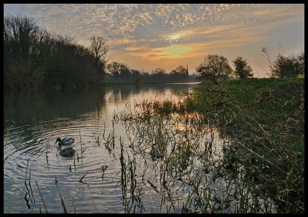 Ouse Sunrise by Howard2