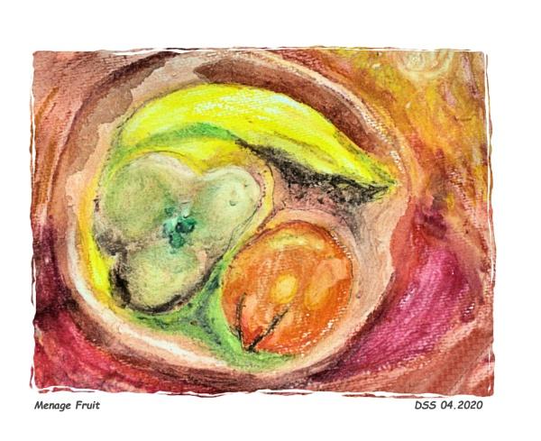 Menage Fruit by DonSchaeffer