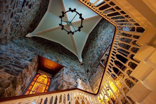 Castle Detail by NoelBennettPhotography