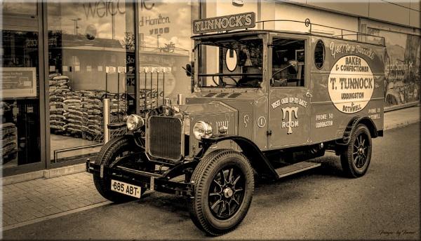Ye Olde Tunnock\'s Van. by Tooma