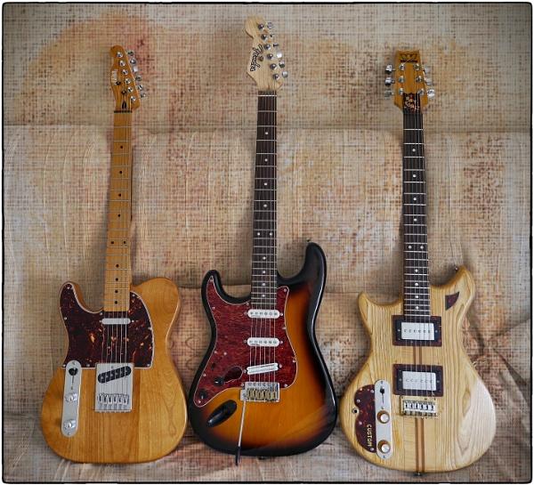 Tres Amigos by ThePixelator