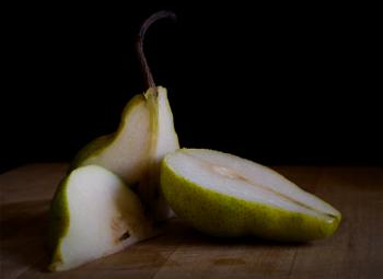 Just the one Pear