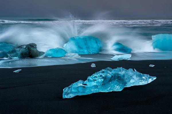 Iceland Jokulsarlon by edrhodes