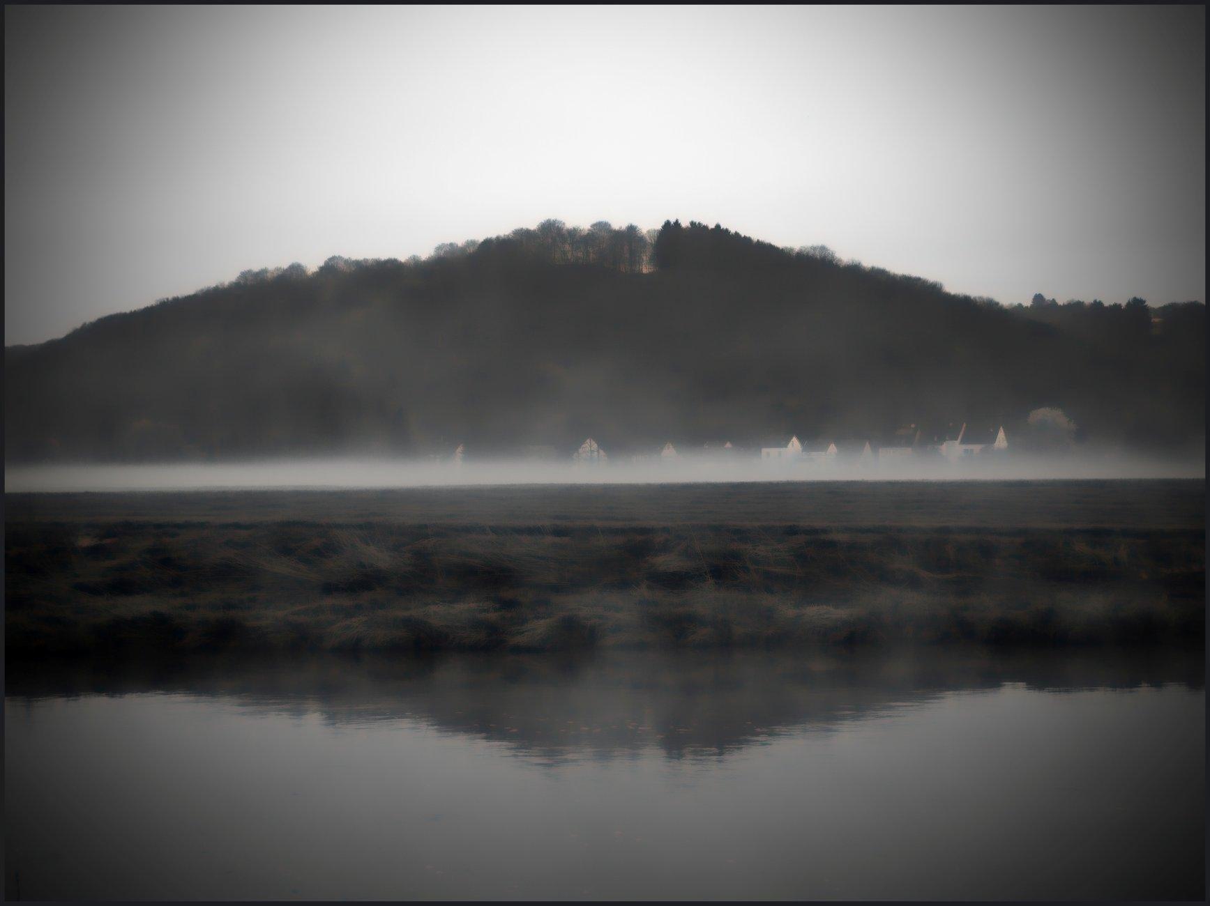 Morning At The River - 2