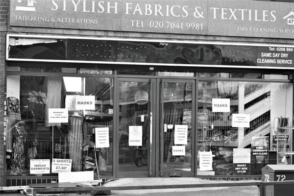 STYLISH FABRICS & MASKS by wsh