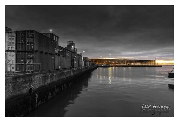 Southampton Docks by IainHamer