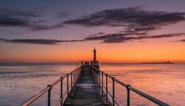 Coquet Island Sunrise
