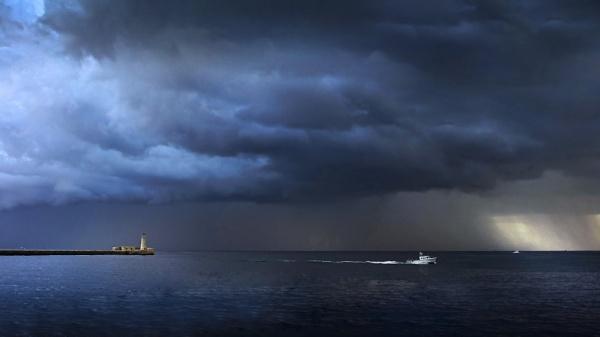 Atmospheric -- Valletta Malta THE GRAND HARBOUR by Edcat55
