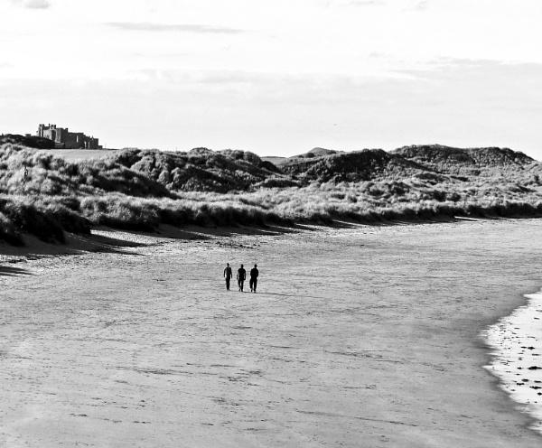 Bamburgh Beachcombers. by Debmercury